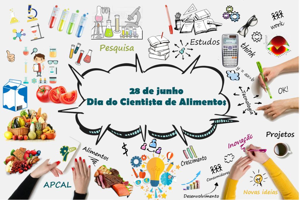 Dia do Cientista de Alimentos